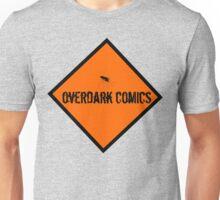 OverDark Comics Hazard Logo Unisex T-Shirt