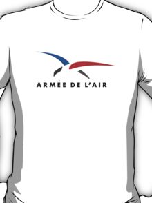 Logo of the French Air Force  T-Shirt