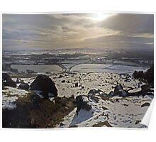 Embsay Moor Reservoir Poster