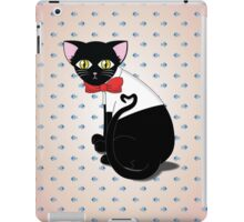 Tam cat iPad Case/Skin
