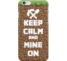 Mine On iPhone Case/Skin