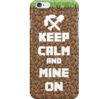 Mine On iPhone Case/Skin