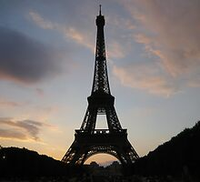 EiffelTower by shevey
