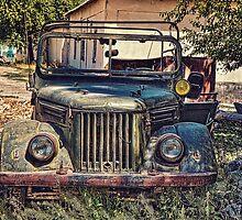 Gaz Jeep by Kadwell