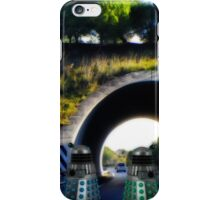 Beware the toll collectors iPhone Case/Skin