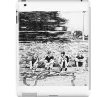 Train Spotting iPad Case/Skin