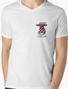 Torchwood Three Mens V-Neck T-Shirt
