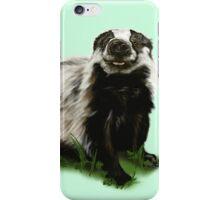 I Ain't No Honey Badger. iPhone Case/Skin