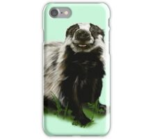 I Ain't No Honey Badger. iPhone Case/Skin