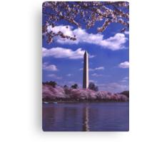 Washington Monument 4 Canvas Print