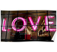 Love in a Window Poster