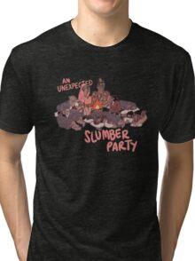 Slumber Party Tri-blend T-Shirt