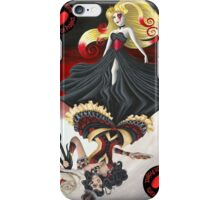 The Queen of Hearts Collaboration iPhone Case/Skin