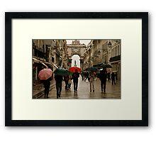 Lisboa Framed Print