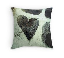 stoned love Throw Pillow