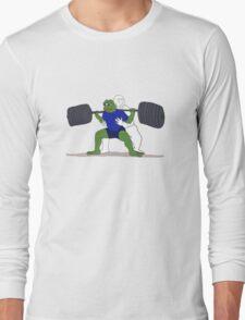 Lifting Feels Long Sleeve T-Shirt