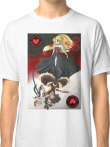 The Queen of Hearts Collaboration Classic T-Shirt