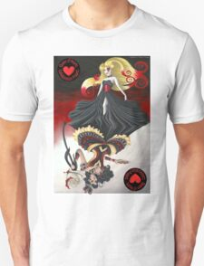 The Queen of Hearts Collaboration Unisex T-Shirt