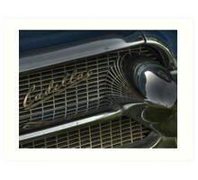 'Cadillac' Art Print
