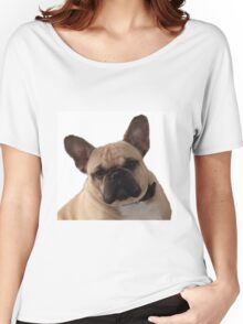 French Bulldog  Women's Relaxed Fit T-Shirt