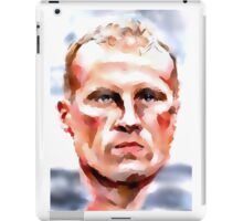 Dennis 'The Iceman' Bergkamp iPad Case/Skin