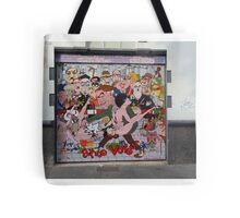 street art Laguna Tote Bag