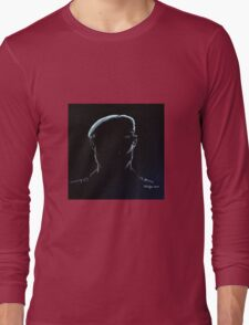 Soldier Silhouette Long Sleeve T-Shirt