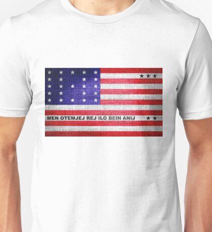 Bikini Atoll Flag Unisex T-Shirt