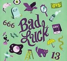 Bad Luck by Elizabeth Levesque