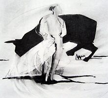 Bullfight II by Oliver Day