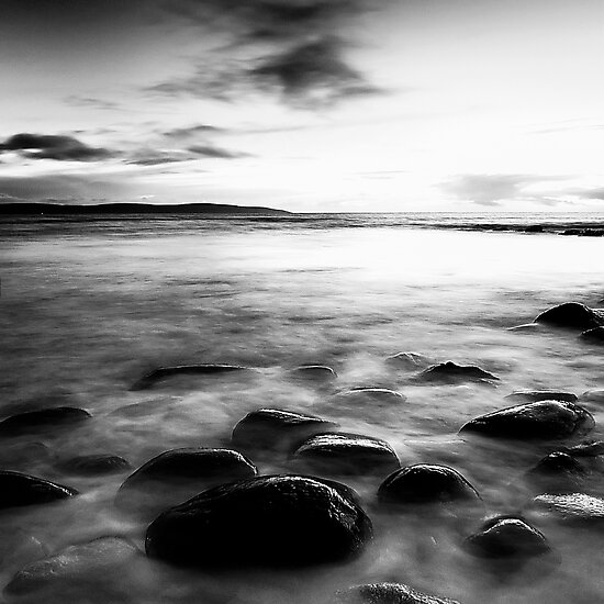 Galway Bay by Michael Walsh