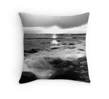 Galway Bay Throw Pillow