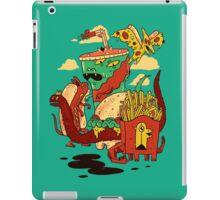 Yumderlizards iPad Case/Skin