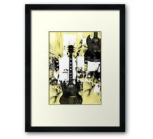 Music IV Framed Print