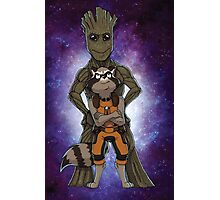 Growing Up Groot Photographic Print