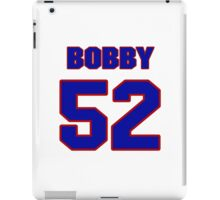 National football player Bobby Leopold jersey 52 iPad Case/Skin