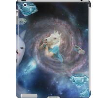 Cats & Unicorns in Space! iPad Case/Skin