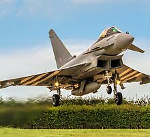 Eurofighter Typhoon FGR.4 ZK308/TP-V by Colin Smedley