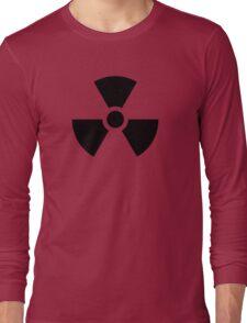 Danger Radioactive decay Long Sleeve T-Shirt