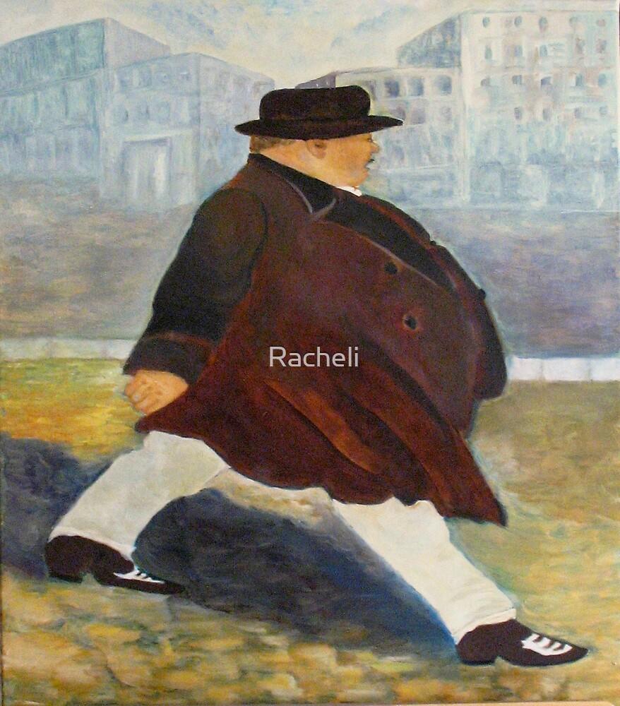 Quo Vadis............? by Racheli