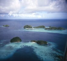 Rock Islands by Melissa Ramirez