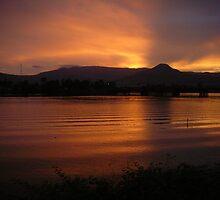 sunset in kampot. again. by goodluckserrano