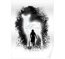 Always from Snape Poster