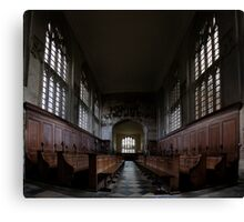 The Guild Chapel, Stratford-upon-Avon Canvas Print