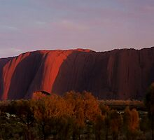 Uluru - Sunrise by Bart The Photographer
