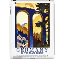 Germany - Black Forest iPad Case/Skin