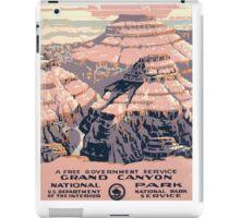 Grand Canyon National Park iPad Case/Skin