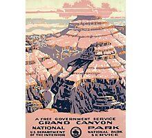 Grand Canyon National Park Photographic Print