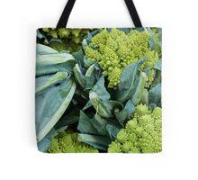 Crazy Broccoli Tote Bag