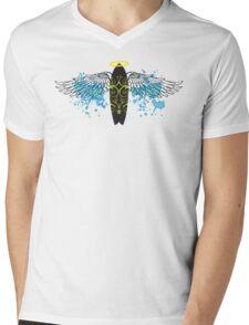 Surf Angel: Tribe Mens V-Neck T-Shirt
